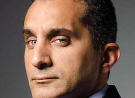 Comedian Bassem Youssef Shares a Message of Hope