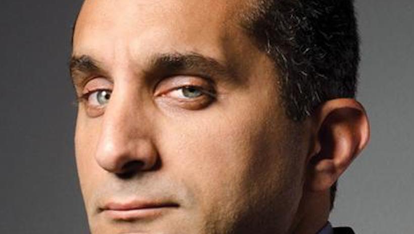 Comedian Bassem Youssef Shares a Message of Hope