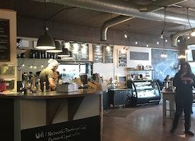 #XMarksTgeSpot: where I go to brighten my day-Pourhouse Coffee Bloomington