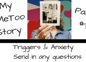 #MeToo Triggers & Anxiety after the trauma