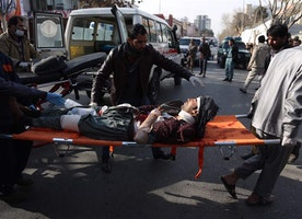 Major Attack in Kabul Kills Dozens, Injures At Least 150