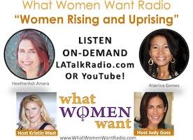 Women Rising & Uprising