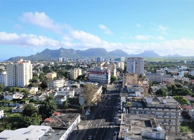 Travel to Mauritius