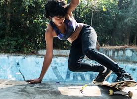 Atita Verghese:  India's First Female Pro Skateboarder