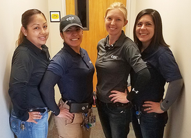 It Takes Brains, not Brawn, for the Women in Field Services