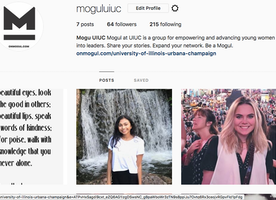 The UIUC Mogul Insta is Officially Launched!