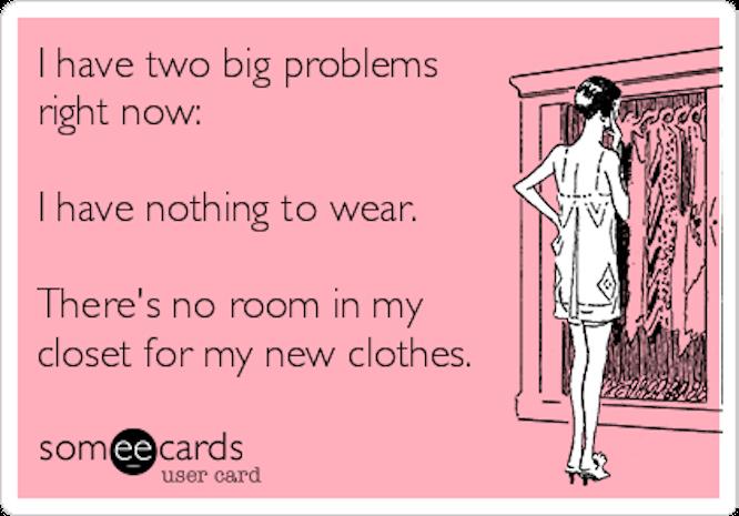 3 (Ethical) Ways to Relieve Restless Wardrobe Syndrome