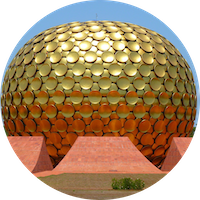 Auroville - An Experimental Commune