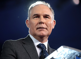 The EPA Administrator Thinks Global Warming Might Not be a Bad Thing