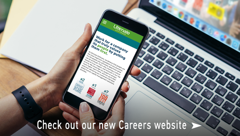 New and Improved Careers Website!