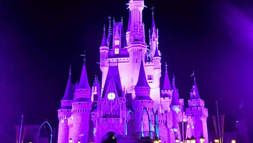 Tuesday Night at Disney World