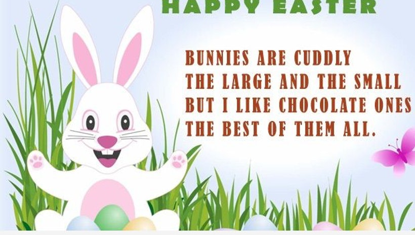Happy Easter Images Pictures Wallpapers Photos Pics 2018 - Easter Quotes Wishes Cards Greetings Messages
