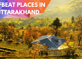 A perfect getaway to the Majestic Mountains and Refreshing lap of Uttarakhand