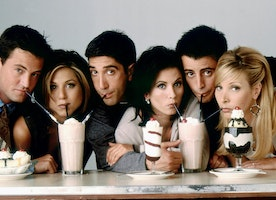 "Tweets about ""Friends"" that are really freaking funny"