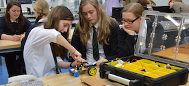 Why High School Girls Should Consider a Career in Engineering