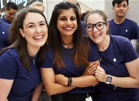 Celebrate International Women's Day with Apple