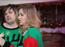 This parody is hilarious! Must watch over the holidays!