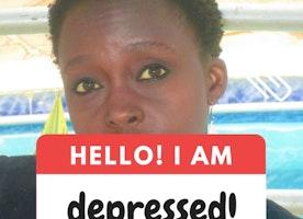 MY STRUGGLE WITH DEPRESSION || MY TESTIMONY