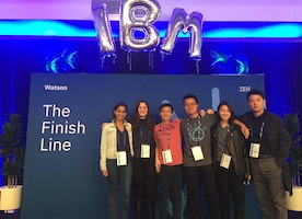 Why I'm A Proud IBM Mentor: My IBM Finish Line Experience