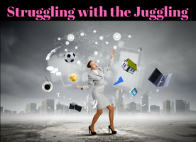 Struggling with The Juggling