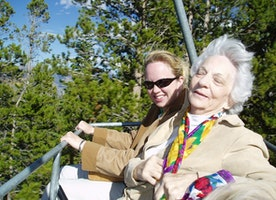 Why Thinking like an Old Person Will Make You Happy