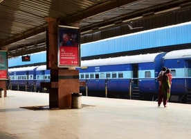 Train Stations in India: A Brief History