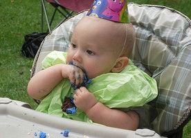 Should 1st Birthdays Be a Big Deal?