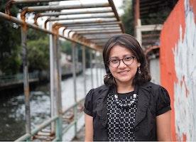 #5 Yanet: UMich Strong Women Story Baton