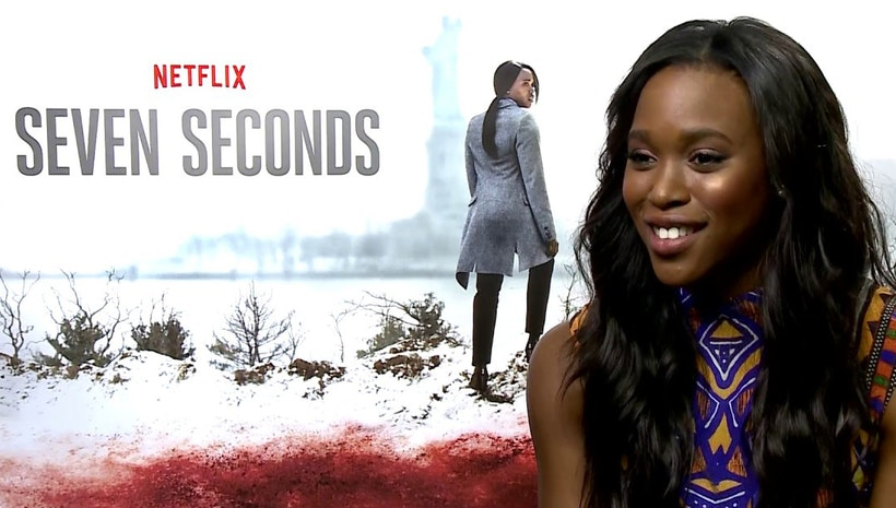 The Netflix Screening and Panel of the Series Seven Seconds in NYC