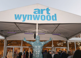 Art Wynwood, Miami's Premier Winter Art Fair Wraps Up the Seventh Edition at One Herald Plaza