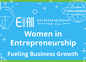 Celebrate Women Entrepreneurs with EforAll!