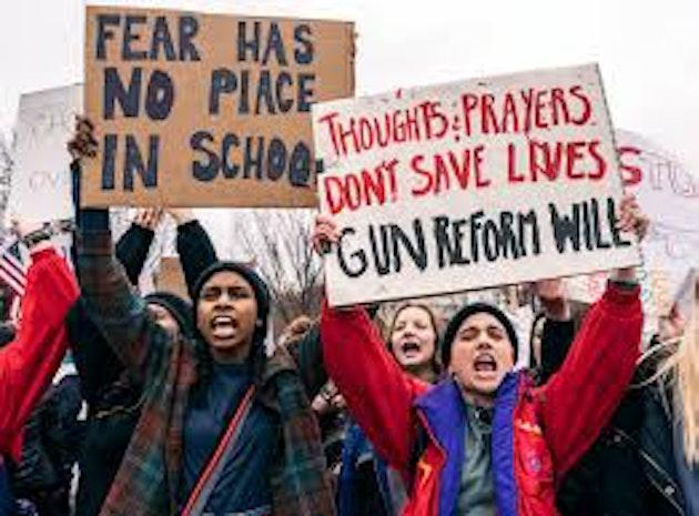 Nationwide School Walkout (#Enough #NeverAgain)