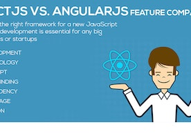 ReactJS vs. AngularJS: Feature Comparison