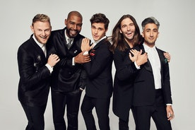 Have you watched Queer Eye yet?!