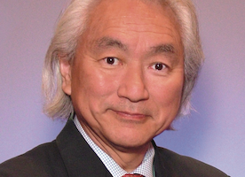 "Mogul Interviews: Dr. Michio Kaku on Mars, Robots, Aliens & his new book, ""The Future of Humanity"""
