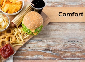 Confessions: Comfort Food