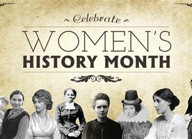Happy Womens History Month