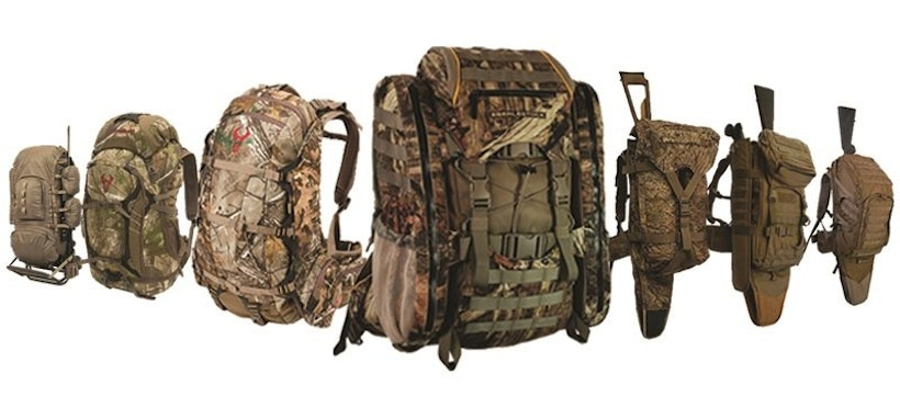 Simply Gorgeous and Very Convenient Backpacks for Hunting