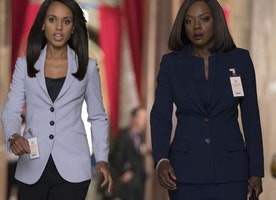 Scandal and How to Get Away with Murder CROSSOVER.. I've been waiting!!