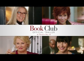 BOOK CLUB opens in theaters on May 18, 2018