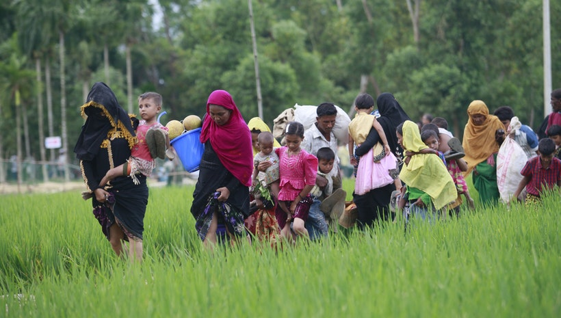 After 6 months of state sanctioned rape in Myanmar,  where is the justice for Rohingya women & girls?