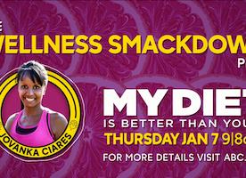 What's the #WellnessSmackdown? #teamJovanka