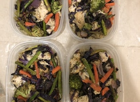 Meal Prep (Recipe Included)!