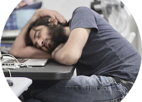 Why a Nap is So Darn Good for You @ Work