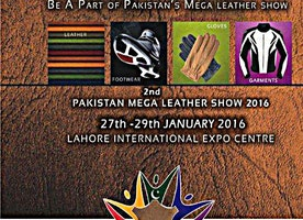 Pakistan's Second Leather Show