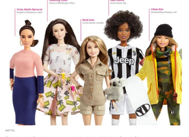 Mattel is turning superhero women into Barbies this International Women's Day!