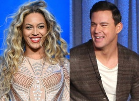 Channing Tatum & Beyonce Lip Sync Battled Against His Wife? It's HILARIOUS.