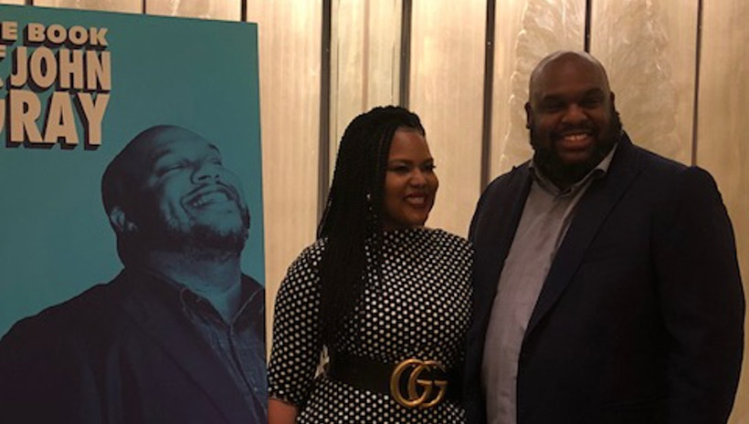 """The OWN Network Show """"The Book Of John Gray"""" Media Dinner in NYC"""