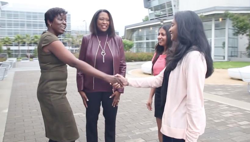 Mentors Help Women Open Doors at Dell, in the Community