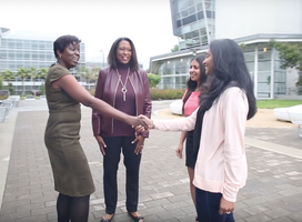 Mentors Help Women Open Doors at Dell, in the Community